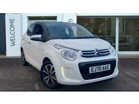 2020 Citroen C1 1.0 VTi Flair (s/s) 5dr Hatchback Petrol Manual