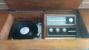 Turntable record