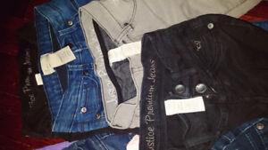 Kids Premium Jeans- Justice, Gap, Parasucco $140