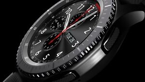 samsung gear s3 frontier - smartwatch   android or apple !!