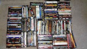 Huge 200+ DVD Movie Collection! All Mint! Brights Grove