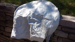 Large tire covers