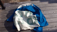Tire protector covers for storing a Trailer or RV