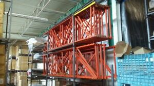 Industrial Shelving - Pallet Racking