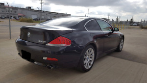 2006 BMW 650i Coupe - Low Km, Excellent Condition