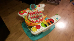 Fisher Price Piano Toy
