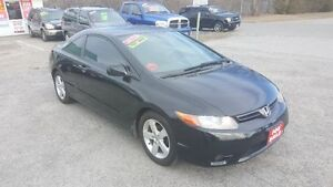 2007 HONDA CIVIC COUPE *** CERTIFIED *** $4995
