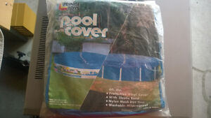 Pool cover - 6 feet diameter  Brand new - never used