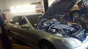 2001 Mercedes S430 4Matic Engine Motor - (132,000 KM)