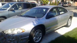 2002 Chrysler Intrepid SE Sedan