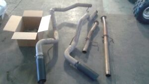 **SLIGHTLY USED FLOW MASTER EXHAUST SYSTEM**