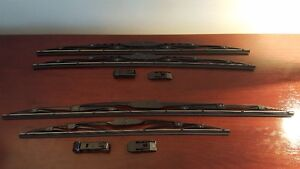 "Windhield Wiper blade sets 22"" pair and a 26"" + 18"" for Veloster"