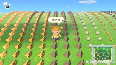 Star Golden Iron Nuggets Clay Stone Rusted Petals ANIMAL CROSSING NEW HORIZONS