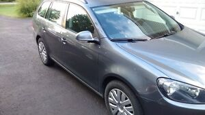 2010 Volkswagen Golf Wagon