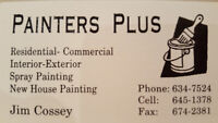 INTERIOR/EXTERIOR PAINTING-FREE ESTIMATES