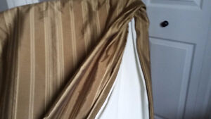 Black-out Pinch Pleated Drapes
