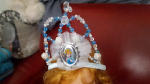 Princess Cinderella Crown Tiara
