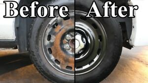 get your rims looking like new