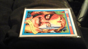 Marvel  Comics Trading  Cards