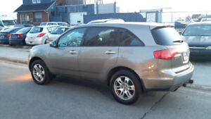 2009 Acura MDX Fully equipped loaded SUV, Crossover.highway kilo