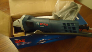 Bosch 4 1/2 in.7.5 Amp. Angle Grinder
