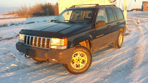 1997 Jeep Grand Cherokee - sold pending pick up