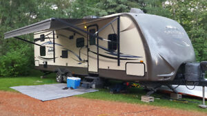 REDUCED!  2012 Crossroads Sunset Trail Reserve 29SS – quad bunks