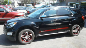 2016 Chevrolet Equinox LTZ VUS