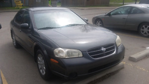 2000 nissan maxima with 230k still very solid