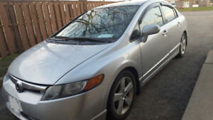 Honda civic 2006 for sale very clean