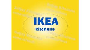 IKEA KITCHENS installer