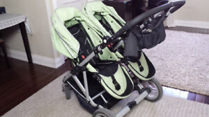 "Double Stroller ""My Duo"" (StrollAir)"