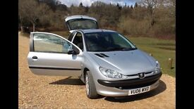 Peugeot 206 1.4 Urban (2006) Open to offers
