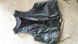Harley Davidson Custom made vest - Worn once