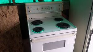 Fridge And Stove $25 for both Cambridge Kitchener Area image 1