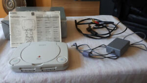 console ps one