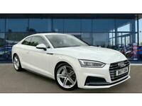 2017 Audi A5 2.0 TDI Ultra S Line 2dr Diesel Coupe Coupe Diesel Manual