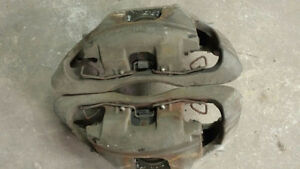 2004 Audi A6 Loaded Front Calipers