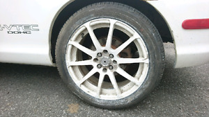 """17"""" rim's and tires"""
