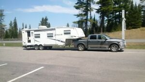 2009 SUNVALLEY Extreme Fifth Wheel