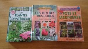 Livres du jardinier paresseux
