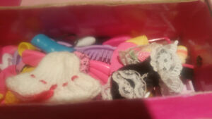 1960's - 1980's Barbie Clothes & Accessories - assorted