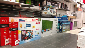 Win Max Special Sale on mixed brand wide screen TV