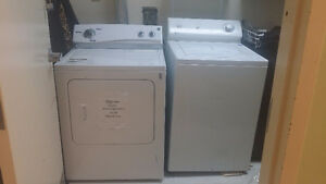 Fast sale Washer and dryer