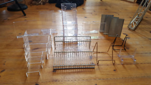 Jewelry and Display Stands