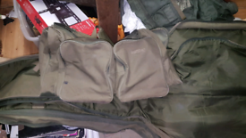 Trakker rod bag and carryall