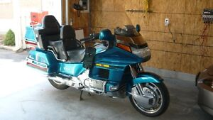 Goldwing SE Canadian Edition