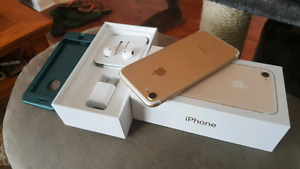 IPhone 7 32g gold videotron