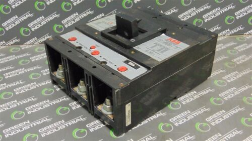USED ABB RT-1931 Circuit Breaker Type LS 600 Amps 600VAC