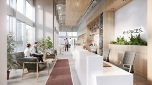 Trendy and Professional High End Office Space Downtown Kelowna!